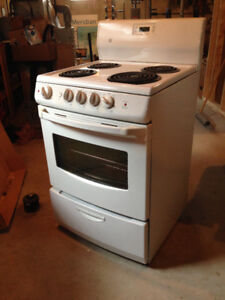 Electric range for sale