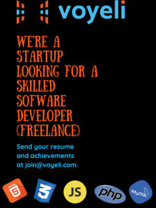 Freelance Software Developer Needed (PHP, MySQL, HTML5, CSS, JS)
