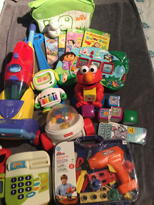 Toy lot toddler/ preschool Strathcona County Edmonton Area image 1