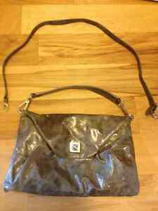 Metallic grey purse Edmonton Edmonton Area image 1