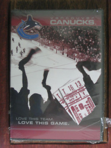 Canucks DVD and media guide