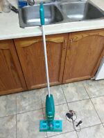 Swiffer Sweep and Vac Rechargeable and cordless