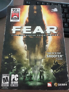 FEAR first encounter assult recon