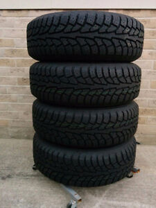 Brand new winter tires 225/65R16 Windsor Region Ontario image 2