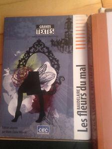 Livres Multiples Français, Philosophie Cégep