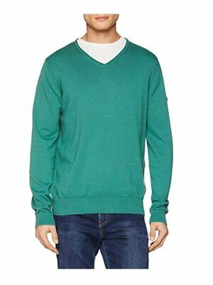 Big And Tall Cotton Pullover (Camel Active size 5XL measured BIG and or TALL FIT cotton pullover €99.95 tag)