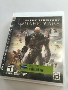 PS3 Game - Quake Wars: Enemy Territory