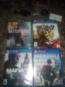 Brand new sealed games.