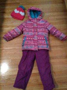 Manteau d'hiver 5 ans
