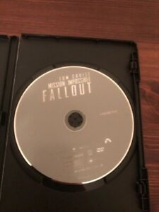 Mission: Impossible Fallout DVD