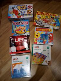 7 board games