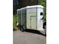 Ifor williams hb505r double trailer