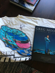 Greg Moore - Autographed