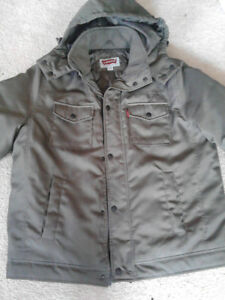 Levi's winter coat