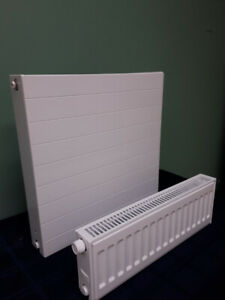 Hydronic Radiators and Fan Convectors/Kickspace heaters