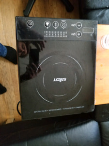 Salton induction hot plate