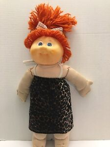 Cabbage Patch Doll with Super Cute sun dress that ties in the ba