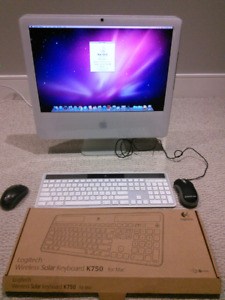 iMac A1207 Upgraded ********SOLD*********