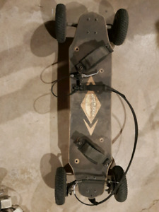 mbs mtn board with brake