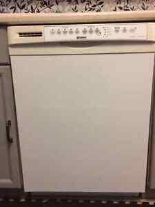 Older dishwasher