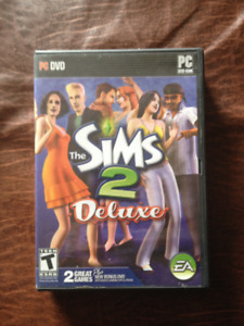 The SIMS 2 Deluxe PC game