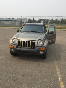 2004 Jeep Liberty Limited 4X4