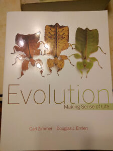 Selling Evolution Making Sense of Life textbook Cambridge Kitchener Area image 1