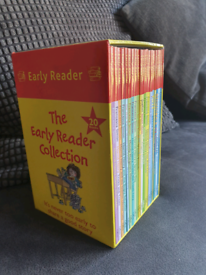 The early reader collection bookset 20 books horrid henry