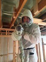 Spray Foam Insulation - GTA Experts