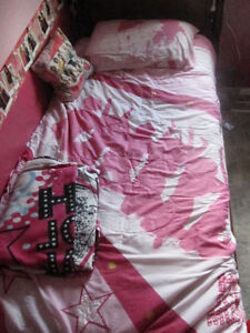 High School Musical Bedding and room assessories Kitchener / Waterloo Kitchener Area image 1
