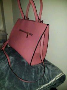 Selling brand new never worn out (no tags) Dusty Rose purse