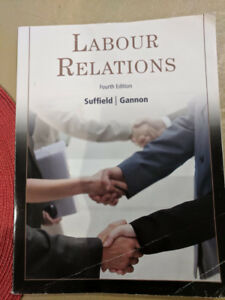 Labour Relations Suffield and Gannon 4th edition