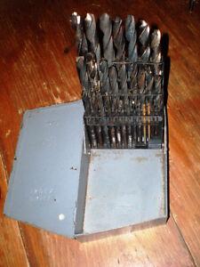 mèche à extension / mèche métal et bois / mèche coffret /  LOTS