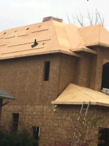 D Angelo roofing looking to hire shingles and Labour's