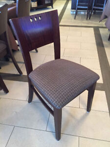 Restaurant chairs for commercial use GREAT DEAL!