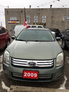 2009 Ford Fusion SEL / LEATHER / ROOF