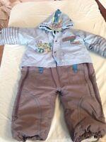 Souris mini snowsuit 18 months