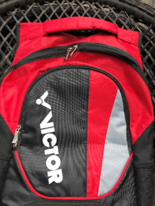 Brand New Victor Racket Backpack - Badminton Squash Tennis etc.