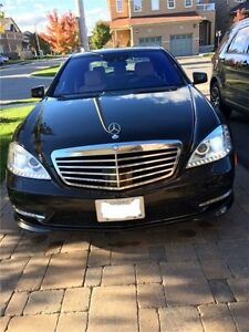 2012 Mercedes-Benz S550 4matic Sedan W4M, AMG Sport Package