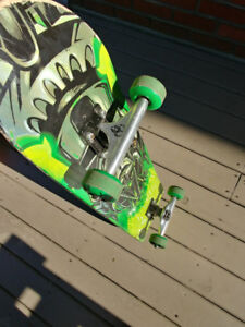 2 great skateboards / excellent condition