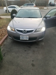 Mazda 6 2008 Great Condition