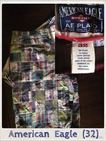 Five Pairs of Men's Shorts