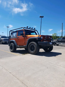 2011 Jeep Wrangler --- Reduced!