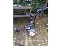 Powakaddy Hillbilly Electric Golf Trolley