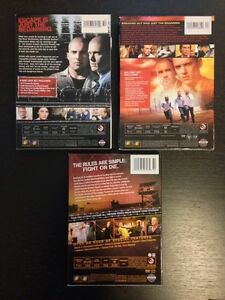 Prison Break Seasons 1-3, DVD sets Peterborough Peterborough Area image 2