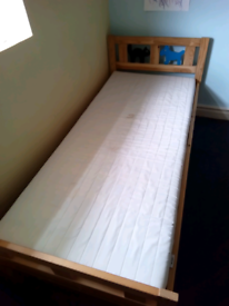 IKEA Kritter toddlers bed