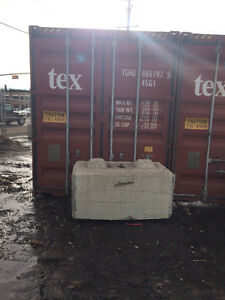 40 foot highcube seacan container - $2450 FOB or $2750 delivered