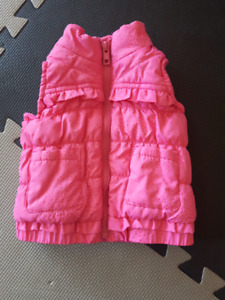 Girl's Size 9-12 Month Clothes