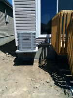 central air conditioning from 2000$