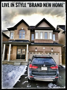 BRAND-NEW 5 BEDROOM EXECUTIVE HOME - VAUGHAN / KLEINBURG